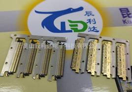 精密连接器料带式冲压产品